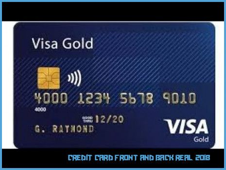 What Will Credit Card Front And Back Real 8 Be Like In The Next 8 Years Credit Card Front And Back Real 8 Credit Card Info Visa Card Numbers Credit Card