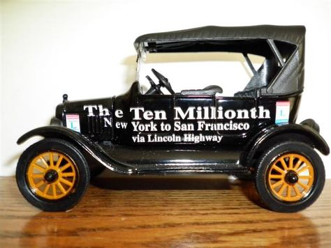 who invented model t ford