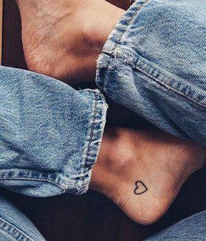 Tatuajes Pequenos Que No Causan Dolor Diseno Tatuaje Pequeno Tobillo Tatuajes Corazones Pequenos Tatuajes