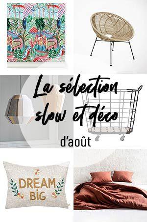 Carnet De Shopping Slow Et Design De Juillet Aout 2019 Turbulences Deco Turbulence Deco Design Interieur Japonais Deco