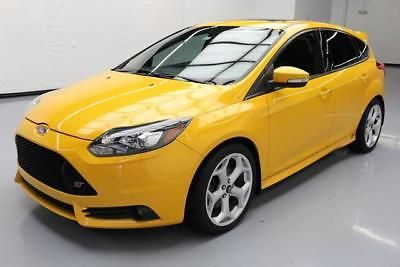 2013 Ford Focus St Hatchback 4 Door 2013 Ford Focus St 6 Speed