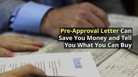Pre-Approval Letter It Only Helps In Many Ways When Buying A - pre approval letter