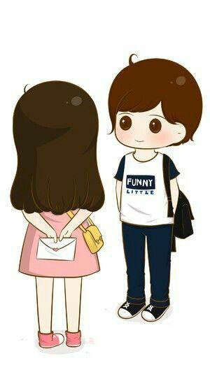 60 Cute Love Couple Phone Wallpapers Cute Love Cartoons Animated Love Images Cartoons Love