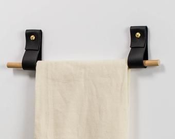 Leather Wall Hanging Strap Wall Hook Hanging Storage Home Etsy In 2020 Toilet Paper Holder Leather Wall Hanging Storage