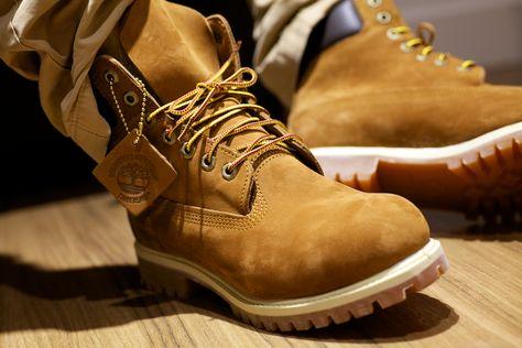 Timberland worker boots size 40 Stivali donna Depop