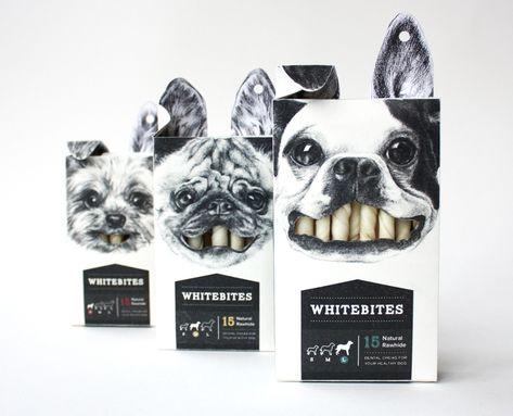 biscuits pour chiens, Design par Cecilia Uhr