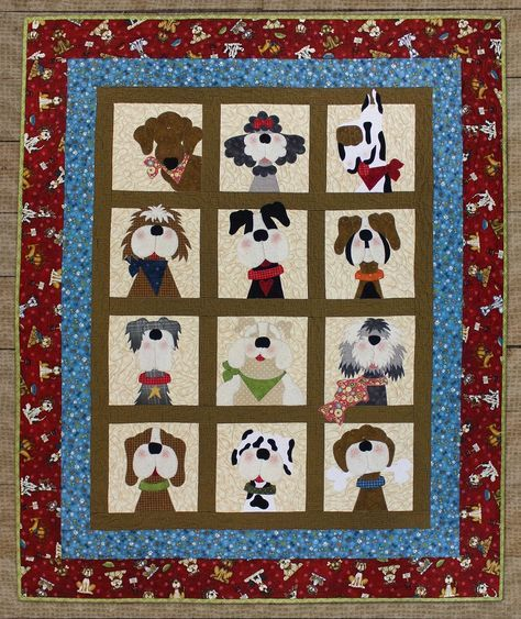 JACK RUSSELL TERRIER PRE-CUT PRE-FUSED APPLIQUE KIT The Whole Country Caboodle