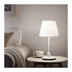 Bordslampor | Lampor i glas, mässing & mer IKEA | Lampbord