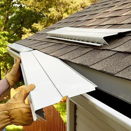 This Gutters Colors Is Unquestionably A Formidable Style Alternative Gutterscolors In 2020 Diy Gutters How To Install Gutters Gutters