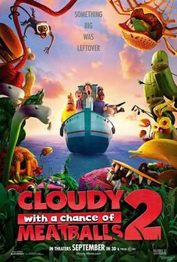 Cartoon Movies In Hindi : cartoon, movies, hindi, Cloudy, Chance, Meatballs, 2.jpg, Movie,, Animated, Movies,, Movies, Online