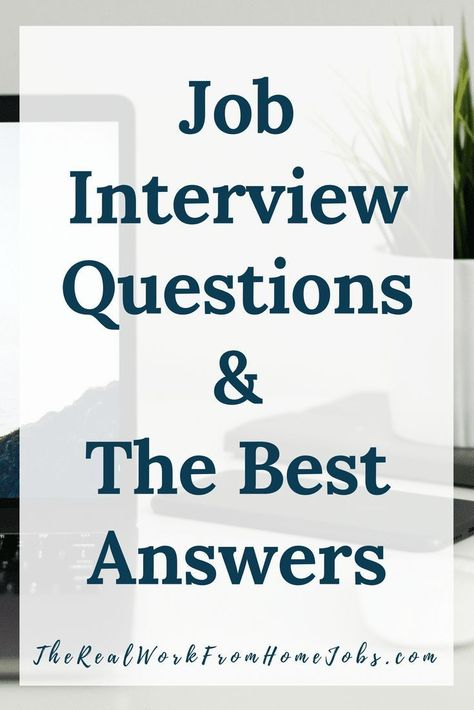 Job Interview Questions and Answers \u2013 Do\u0027s and Don\u0027ts Career