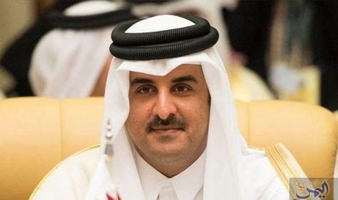 أمير قطر تميم بن حمد آل ثاني ينفي دعم بلاده للتطرف Campaign World War Target