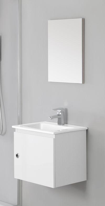 Import For Me Mobile Arredo Bagno White 60 cm Bianco Moderno Sospeso
