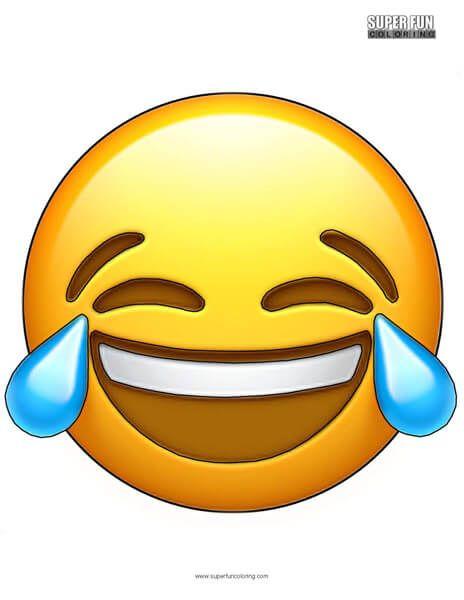 Tears Of Joy Emoji Coloring Sheet Emoji Cool Coloring Pages Coloring Sheets