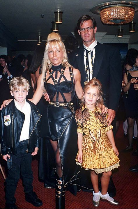 Italian heiress and socialite, Allegra Versace is the director of Gianni Versace S. She is possibly single as of now.