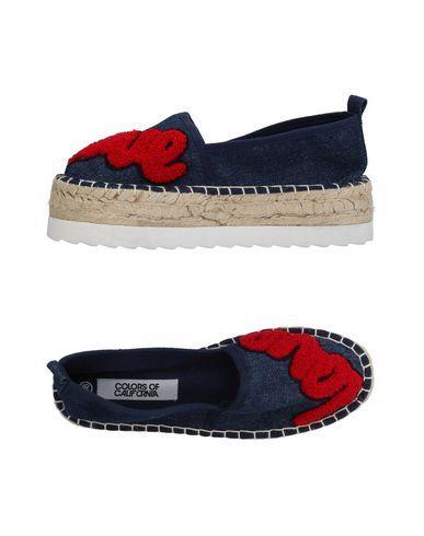 best sneakers fd60d 88572 COLORS OF CALIFORNIA Espadrilles. #colorsofcalifornia #shoes ...