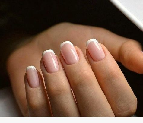 99 Amazing French Nail Designs Ideas That Will Blow Your Mind | What is the first thing that attracts you to an object? Whether it's a car or a piece of lingerie, color will truly catch your attention, right? What ...