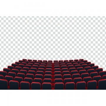 Rows Of Red Cinema Or Theater Seats In Front Of Transparent Back Cinema Clipart Movie Theater Png And Vector With Transparent Background For Free Download Cartoon Girl Images Red Curtains Red