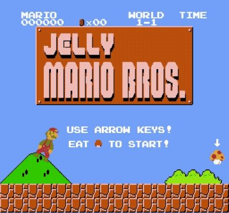 Jelly Mario Open Alpha Super Mario Bros Games Mario Super