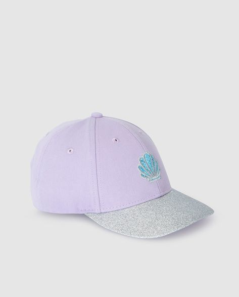 b868f4190 Gorra de niña Freestyle lila con glitter · Freestyle · Moda · El Corte  Inglés