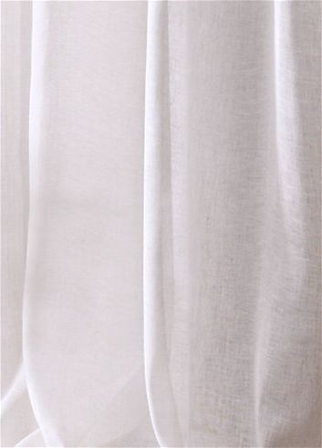 120 Wide Sheer White Linen 120 Inch European Extra Wide Sheer White Linen Curtain Fabric Enjoy The Feel Of Linen Drapery White Linen Curtains Drapery Fabric