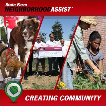 State Farm Neighborhood Assist - #vote