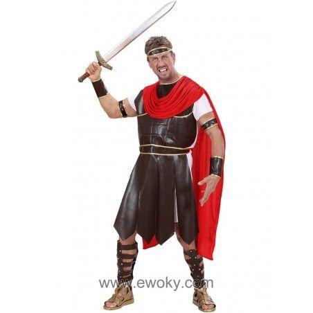 Disfraz De Guerrero De La Antigua Grecia Para Hombre Talla Grande 73 75 Disfraz De Guerrero Disfraces Para Adultos Guerreros