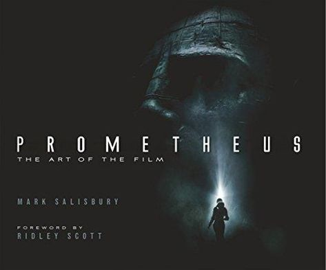 Prometheus: The Art of the Film - Default