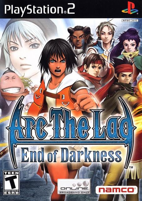 Arc the Lad End of Darkness ps2 iso rom download | Gaming Wallpapers