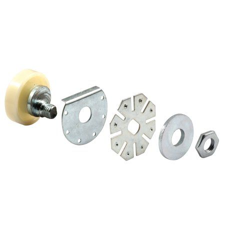 Prime Line M6006 7 8 Inch Plastic Adjustable Shower Door Roller