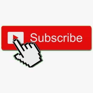 Youtube Subscribe Button Png File Subscribe Button With Mouse Youtube Images Png Icon