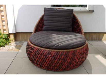 Dedon Lounge Chair DALA | used design Outlet Angebote | Pinterest