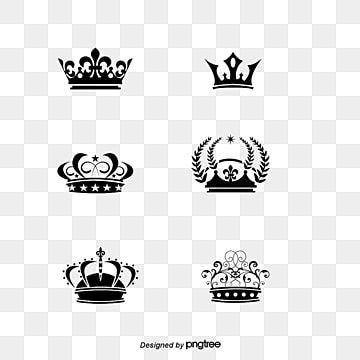 왕관 검은 색과 흰색 여왕 단어 단어 클립 아트 요약 미술 Png 및 벡터 에 대한 무료 다운로드 In 2021 Crown Paints Paint Vector Hand Clipart