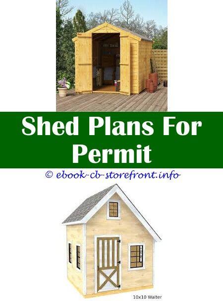 Pin Su Quad Shed Plans