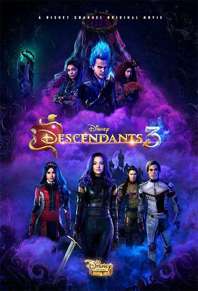 Los Descendientes 3 2019 Descendientes 3 Descendientes Peliculas Completas