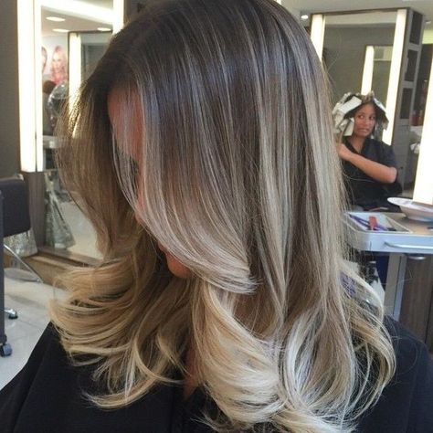 62 best of balayage shadow root babylights hair colors for 2019 10 » Welcomemyblog.com