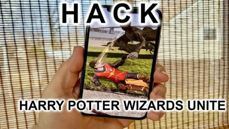 Harry Potter Wizards Unite Hack Cheats Free Gold Ios Android Updated Harry Potter Wizard Potter Cheating
