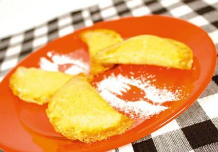 How to make pumpkin empanadas--recipe