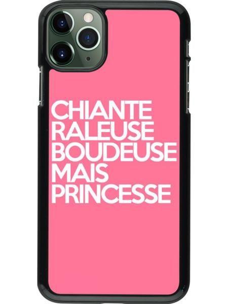 coque iphone 6 chiante raleuse boudeuse mais princesse   Iphone ...