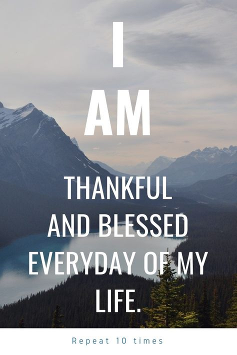 I am always thankful and blessed every day of my life. #affirmations #positivelife #money #magnet #mindset #moneymagnet #moneymagnetaffirmations #lawofattraction #becomeamoneymagnet #millionairemindset #howtomakemoney #howtogetrichmoney #affirmationshowtobeamillionaire #lawofattractionmoney #howtobecomeamoneymagnet #affirmationsformoney #Iamamoneymagnet #howtobecomerich #affirmationsforwealth #makemoremoneysubconsciousmind #attractmoney #attractabundance #personaldevelopment