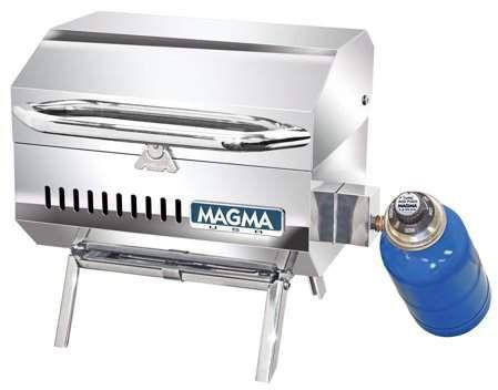 magma trailmate conniosseur series gas grill outdoor grills rh pinterest com