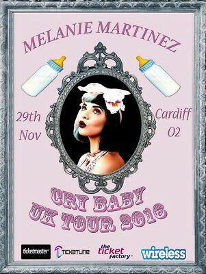 004 Melanie Martinez K12 Beauty Singer Star 24 X31 Poster Retro Poster Melanie Martinez Room Posters