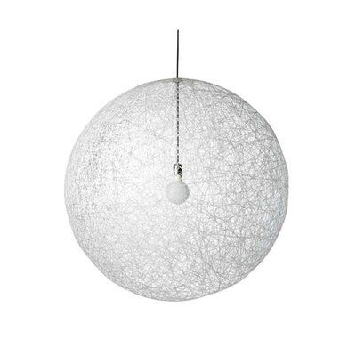 Ivy Bronx Scroggins 1 Light Led Globe Pendant Moooi Light Pendant Lighting Pendant Light