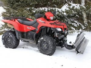 11 best eagle plow images on pinterest eagles atvs and tractor our suzuki easily handled the 60 eagle plow we did stiffen the front suspension publicscrutiny Image collections
