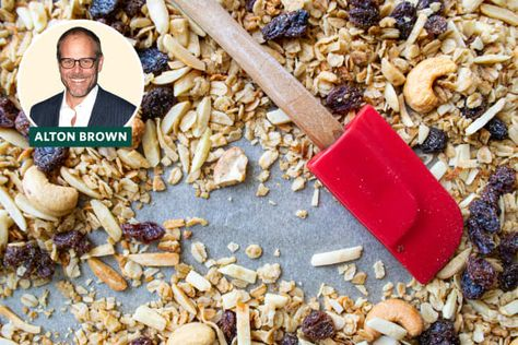 It's not the kind of granola I would eat by the handful. READ MORE...