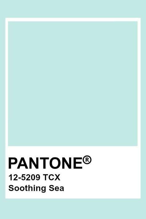 Pantone Soothing Sea - pan to the ne - #pan #Pantone #Sea #Soothing #pantone2020 Pantone Soothing Sea - pan to the ne - #pan #Pantone #Sea #Soothing