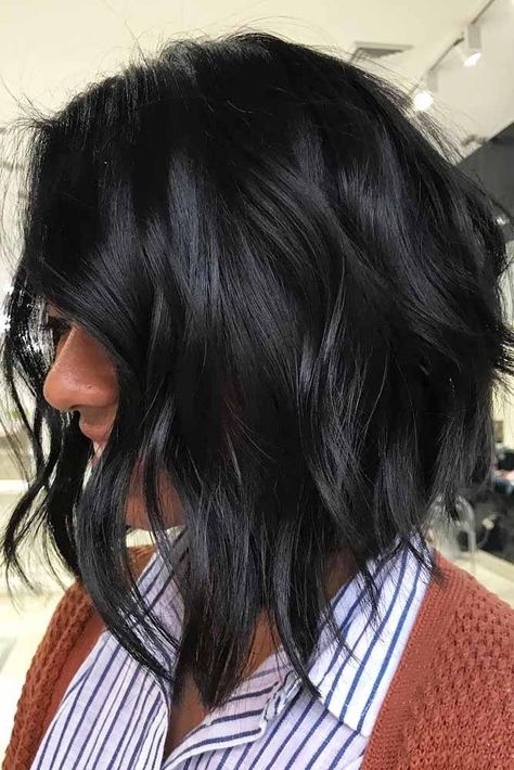 Easy Bob Hairstyles for Short Hair picture 3 frisuren frauen frisuren männer hair hair styles hair women Black Haircut Styles, Short Black Hairstyles, Cool Hairstyles, Haircut Short, Pixie Hairstyles, Teenage Hairstyles, Fashion Hairstyles, Medium Short Haircuts, Bob Haircuts For Women