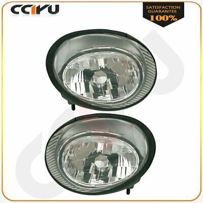 Ad Ebay 20 3170 00 20 3169 00 Pair Headlights Assembly For 1996