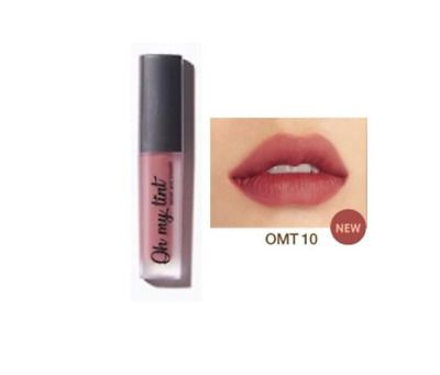 Advertisement Oh My Tint Velvet Smooth Pigmented Color Liquid
