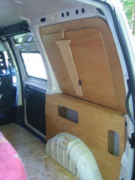44 Off Road Storage Ideas Van Camping Camper Camper Conversion